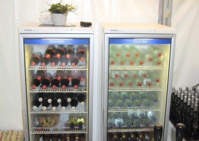 Rechtstaande frigo's