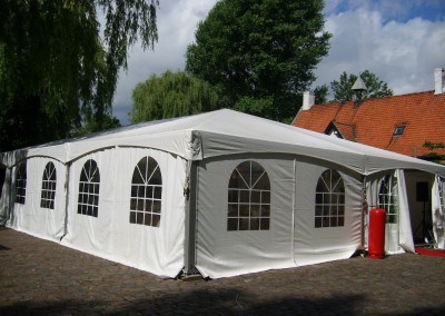 Alu-tent | 10m