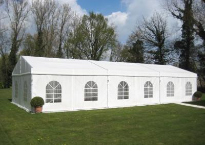 Alu-tent | 6m