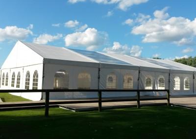 Alu-tent | 15m