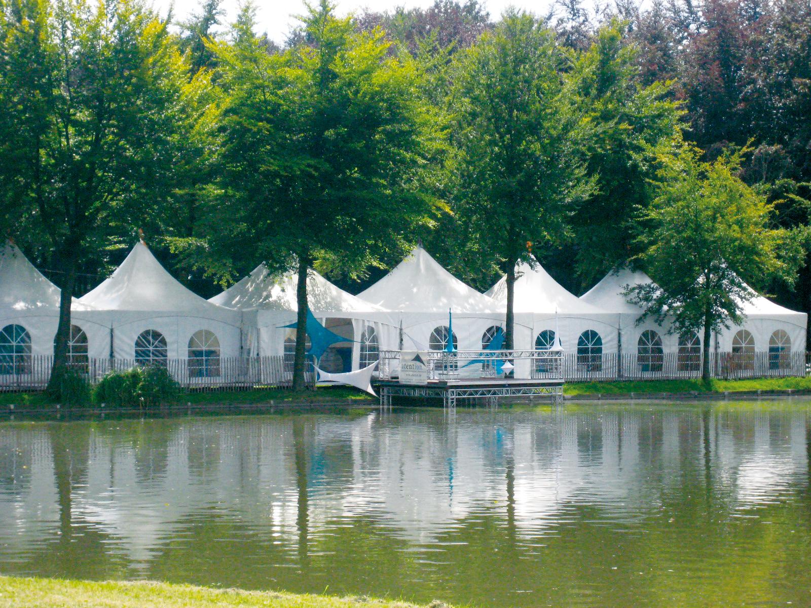 Tent huren | Verhuur tenten | Verhuur eventtenten | Feesttent verhuur