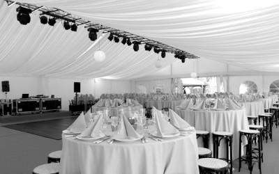 Verhuur bruiloft tenten