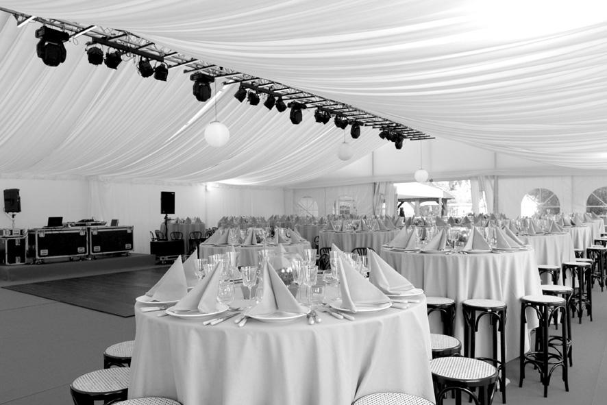 Tent huren bruiloft | Verhuur bruiloft tenten | Tent huren huwelijk | Atention