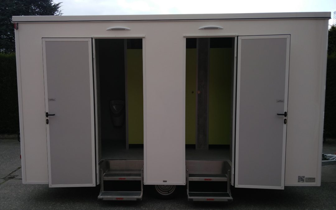 Huur Toiletwagen | Verhuur toiletwagen | Toiletwagen huren | Atention